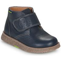 Topánky Chlapci Polokozačky Pablosky 502323 Modrá