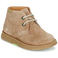Topánky Chlapci Polokozačky Pablosky 502148 Ťavia hnedá