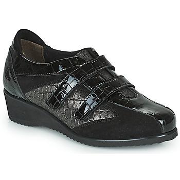Topánky Ženy Nízke tenisky Scholl DOREEN STRAP Čierna