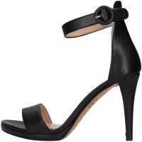 Topánky Ženy Sandále L'amour 200 BLACK