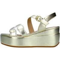 Topánky Ženy Sandále Luciano Barachini GL123E GOLD