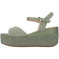 Topánky Ženy Sandále Luciano Barachini GL125P GREEN