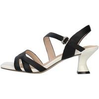 Topánky Ženy Sandále Luciano Barachini GL272A BLACK