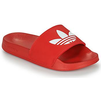 Topánky športové šľapky adidas Originals ADILETTE LITE Červená