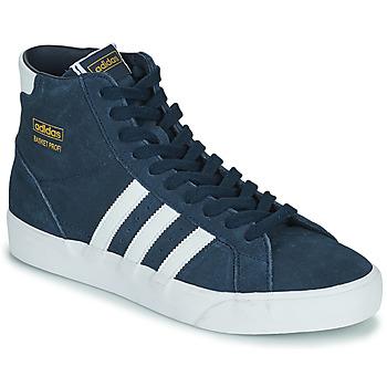Topánky Členkové tenisky adidas Originals BASKET PROFI Námornícka modrá