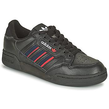 Topánky Nízke tenisky adidas Originals CONTINENTAL 80 STRI Čierna / Modrá / Červená