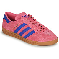 Topánky Nízke tenisky adidas Originals HAMBURG Ružová / Modrá