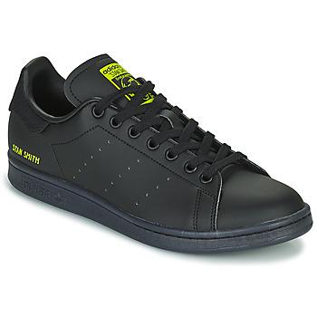 Topánky Nízke tenisky adidas Originals STAN SMITH Čierna / Žltá