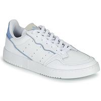 Topánky Nízke tenisky adidas Originals SUPERCOURT Biela / Modrá