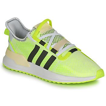Topánky Muži Nízke tenisky adidas Originals U_PATH RUN Biela / Žltá