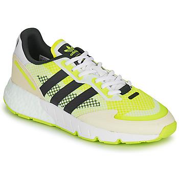 Topánky Muži Nízke tenisky adidas Originals ZX 1K BOOST Biela / Žltá