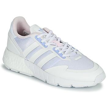 Topánky Ženy Nízke tenisky adidas Originals ZX 1K BOOST W Biela