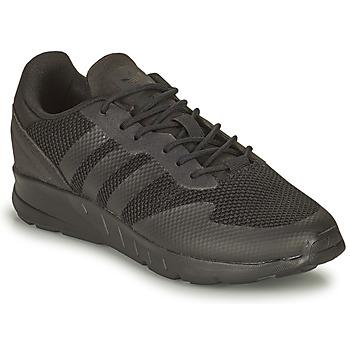 Topánky Chlapci Nízke tenisky adidas Originals ZX 1K C Čierna