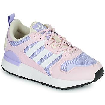 Topánky Dievčatá Nízke tenisky adidas Originals ZX 700 HD J Ružová