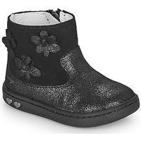 Topánky Dievčatá Polokozačky Primigi BABY LIKE Čierna