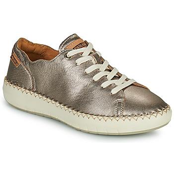 Topánky Ženy Nízke tenisky Pikolinos MESINA W6B Strieborná