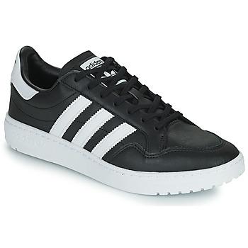 Topánky Nízke tenisky adidas Originals MODERN 80 EUR COURT Čierna / Biela