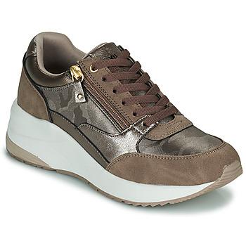 Topánky Ženy Nízke tenisky Xti 43124 Hnedá / Bronzová