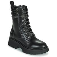 Topánky Ženy Polokozačky Xti 43066 Čierna