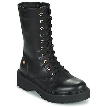 Topánky Ženy Polokozačky Xti 43483 Čierna