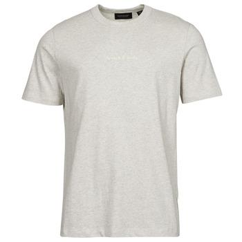 Oblečenie Muži Tričká s krátkym rukávom Scotch & Soda GRAPHIC LOGO Šedá
