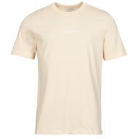 Oblečenie Muži Tričká s krátkym rukávom Scotch & Soda GRAPHIC LOGO Béžová
