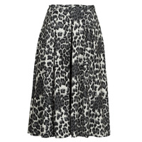 Oblečenie Ženy Sukňa See U Soon 21232098 Čierna / Biela
