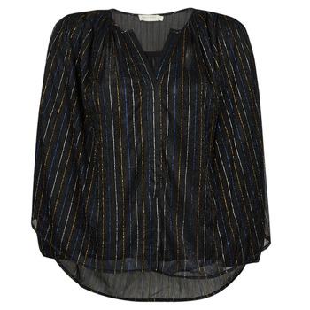 Oblečenie Ženy Blúzky See U Soon 21212036 Čierna