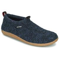 Topánky Papuče Giesswein VENT Námornícka modrá