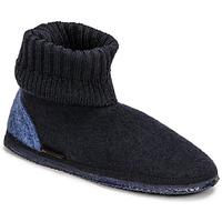 Topánky Papuče Giesswein KRAMSACH Námornícka modrá