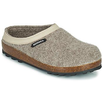 Topánky Ženy Papuče Giesswein CHAMEREAU Béžová