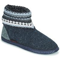Topánky Ženy Papuče Giesswein KIEL Námornícka modrá