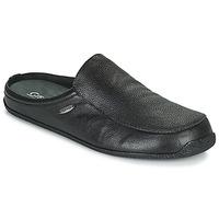 Topánky Muži Papuče Giesswein MANTA Čierna
