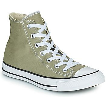 Topánky Členkové tenisky Converse CHUCK TAYLOR ALL STAR SEASONAL COLOR HI Béžová