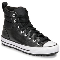 Topánky Muži Členkové tenisky Converse CHUCK TAYLOR ALL STAR BERKSHIRE BOOT COLD FUSION HI Čierna