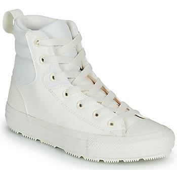 Topánky Ženy Členkové tenisky Converse CHUCK TAYLOR ALL STAR BERKSHIRE BOOT COLD FUSION HI Béžová