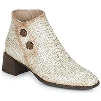 Topánky Ženy Čižmičky Hispanitas ALEXA Krémová
