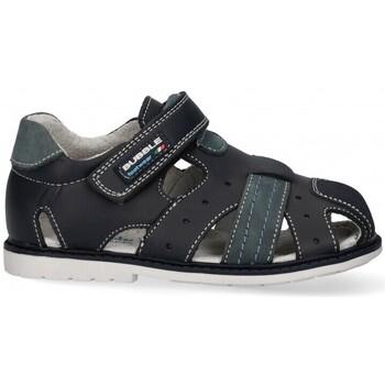 Topánky Chlapci Športové sandále Bubble 54756 Modrá