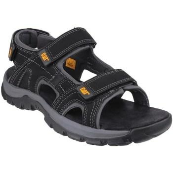 Topánky Muži Sandále Caterpillar Giles Čierna