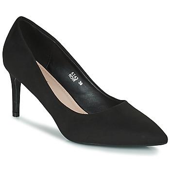 Topánky Ženy Lodičky Moony Mood PEROLINE Čierna