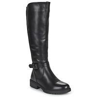 Topánky Ženy Mokasíny Moony Mood PAULIN Čierna