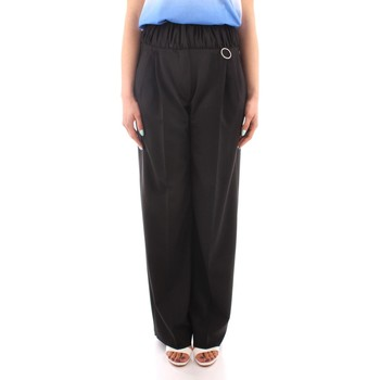 Oblečenie Ženy Padavé nohavice Marella PANTS BLACK