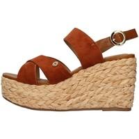Topánky Ženy Sandále Wrangler WL11640A BROWN