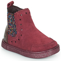 Topánky Dievčatá Polokozačky Mod'8 BLANOU Bordová