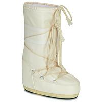 Topánky Ženy Snehule  Moon Boot MOON BOOT ICON NYLON Krémová