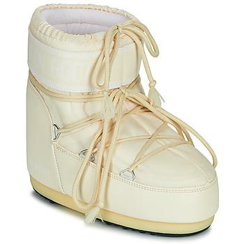 Topánky Ženy Snehule  Moon Boot MOON BOOT ICON LOW 2 Krémová