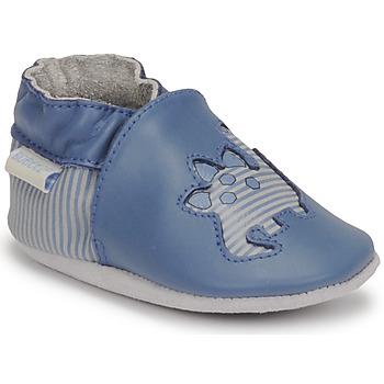 Topánky Chlapci Detské papuče Robeez DIFLYNO Modrá