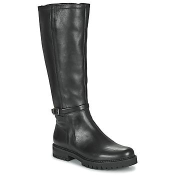 Topánky Ženy Čižmy do mesta Gabor 7272757 Čierna