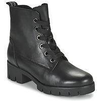 Topánky Ženy Čižmičky Gabor 7171127 Čierna