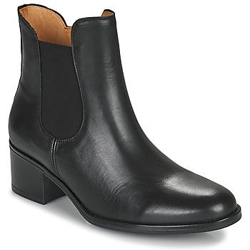 Topánky Ženy Čižmičky Gabor 7165027 Čierna